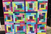 Quilts & sewing projects  / by Moira Tomlinson