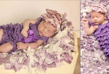 Items for my baby niece  / My plan is to spoil this little cupcake rotten! / by Jennifer Bailey