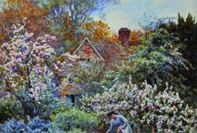 Fine Painting Auction 25th February 2015 / Oil paintings, watercolours etc
