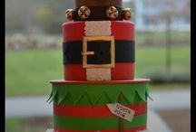 bolos festa de natal