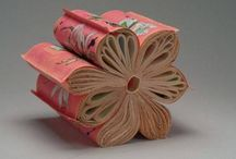Art Lessons- Bookmaking / Book Arts / by Caryn Michael