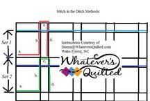 quilting tips / Longarm Quilting tips
