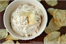 Food - Dips And Spreads and sauces / by Christine - Hoodoo Designs