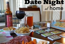 Anytime Date Night (or Day) Ideas / Who doesn't need a date night or day? Time to reconnect, time to relax or time to have great conversation!  This board will give you ideas for date nights whether it be a spontaneous date night, night on the cheap, a night at home, a quick night out, even a date night game night! Get inspired to try new and unique things on that much needed night out!