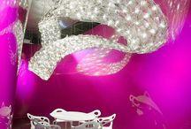 Light Sculpture - Infinity