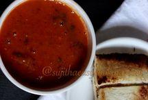 Soup Recipes to keep you warm