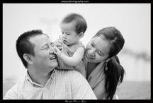 Family / Retratos Familiares