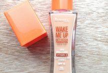 Rimel makeup