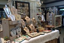 Craft Show Booth Display