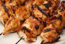 Italian Chicken Kebabs Recipe