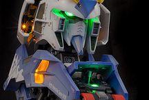 Sci-Fi: Robots
