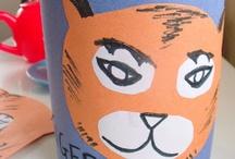 Tiger tea party / Eva turns 2