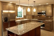 Great Kitchens / by Pamela Stephens