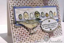Handmade Cards--Vintage / by Sherri
