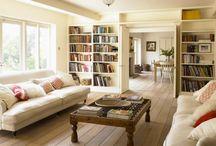 Living Room / by Mae Mae Daily