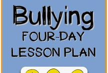 Anti-Bullying Board / Tips on how to equip your kids against bullies