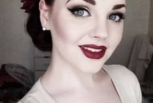 Pin up looks