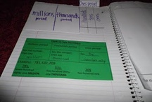 5th Grade Math Notebooks