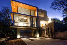 Exterior Brick, lighting,  soffit, etcm