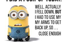 .:Funnies - Wise Minions:.
