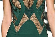 DRESSES GREEN