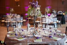 Table Settings and Linens / Anything from specialty linens, chargers, glassware and more!