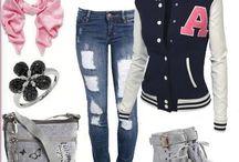 Outfits / Schoenen kleding vanallesennogwat