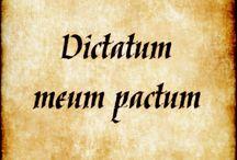 Latin Terminology