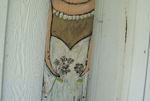 rustic lady