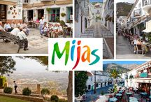 The Best of #MijasPueblo / The small village of Mijas Pueblo in the South of Spain, manages to maintain its Andalucian charm, heritage and above all esle, its #SpanishCulture. Take a look at some of the best things about Mijas...and things you should see!
