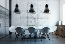 Wall industrial Ideas