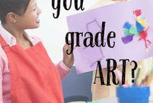 Art Teacher Methods