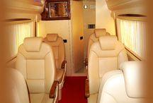 Luxury Tempo Traveller Hire