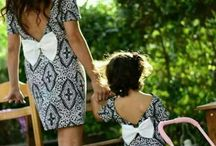 mommy&daughter style