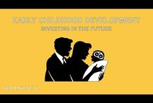 Videos on Early Childhood / A collection of videos either sharing information about early childhood or policies that affect it.
