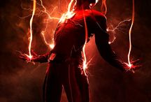 The scarlet speedster