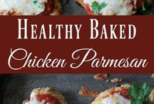 Baked Chicken Parm