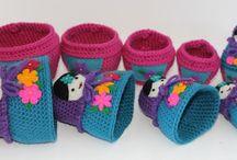 bonecas croche
