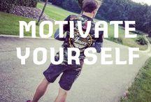 4More Inspiration / A little motivation goes a long way.