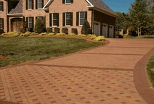 Brick Paver Driveways