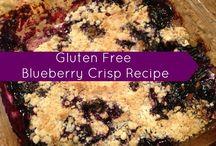 Gluten Free / Chrissy friendly food / by Angela Schultz