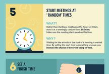 Productive Workday / How to become more productive at work.