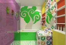 Crazy Bathrooms / Some over the top bathrooms