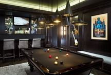 Bars and Game room