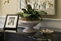 Entry Table / Side Table Decorating Idea