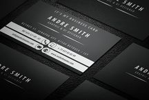 Business Cards / by Liz Martin / LizMartinCreative