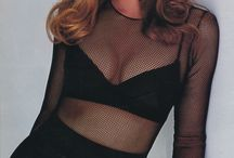 Model Cindy Crawford ICON
