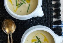 Soups -- Tried & Liked / by Andrea Kales