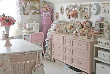 Vintage craft rooms / by Dawn Brown