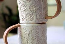 kopp i keramikk